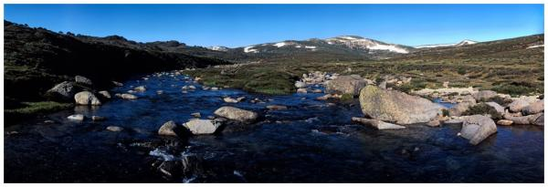 Snowy River and Mount Kosciuszko